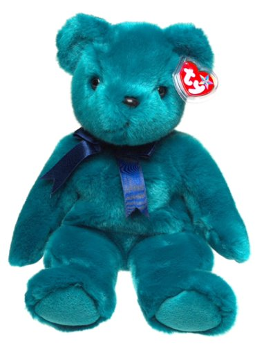 Amazon.com  Beanie Buddies Ty Teddy Old Face  Toys   Games 10885ea2503