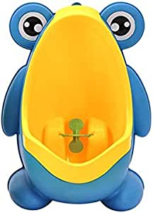 Boy Wall-Mounted Hook Frog Potty Toilet Training Frog Stand Vertical Urinal Penico Pee Infant Toddler Bathroom Frog Urinal aiming Target