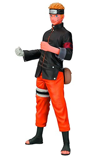 [Anime Japanese NARUTO Shippuden DXF Shinobi Action Figure] (Randy Orton Costume)