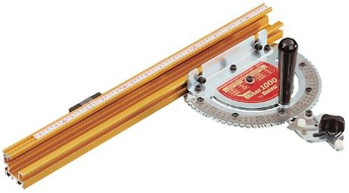 Incra MITER1000/18T Miter 1000 Table Saw - Table Saw Miter Gauge