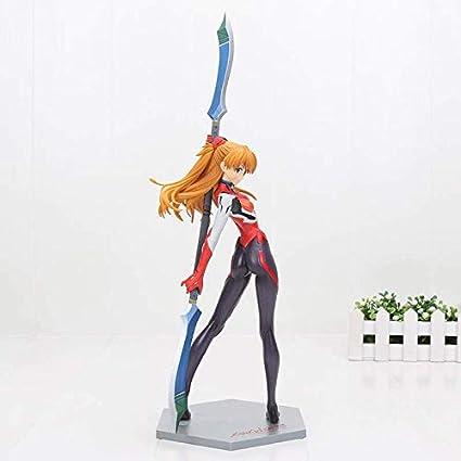 Amazon.com: 27cm (10.6 inch) - Evangelion Eva Shikinami ...