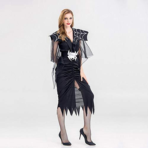 Ambiguity Cosplay Costume Ladies Halloween Vampire Ghost Bride Devil Halloween Costume Witch Costume]()