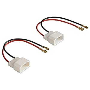 Hama - Cable adaptador para altavoz para Ford Fiesta/C-Max/S-Max