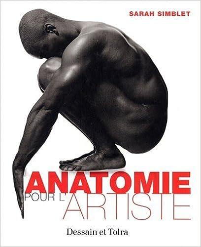 Téléchargement Anatomie pour l'artiste pdf