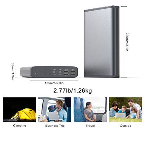 TOP 10 BEST HP LAPTOP POWER BANKS REVIEWS 2018-2019 - Magazine cover