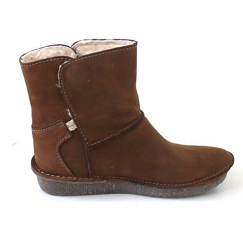 a2cadff8 Clarks Lima Caprice Brown Snuff: Amazon.co.uk: Shoes & Bags