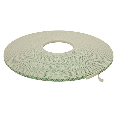 0 Double Coated Urethane Foam Tape 4016, 1/4