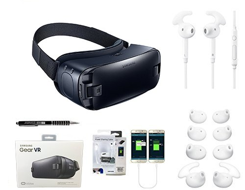166294efe8ec Samsung Gear VR Virtual Reality - 360 3D W  Active Headset   Ear Gel