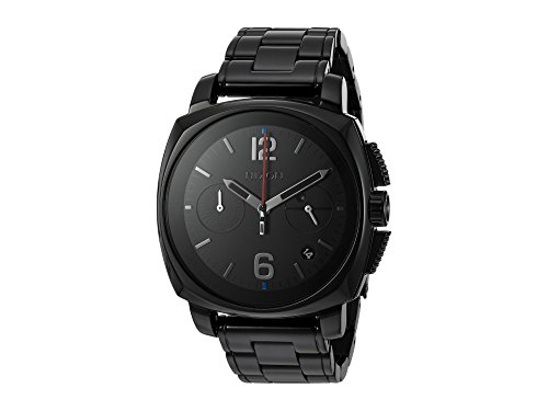 Nixon Unisex The Charger Chrono - The Star Wars Collection Vader Black Watch ()