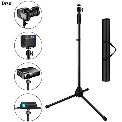 Projector Tripod Stand Drsn Portable Tripod Adjustable Height 32