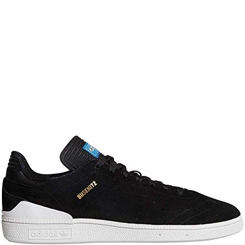 adidas Men's Busenitz RX Cblack/Ftwwht/Blubir Skate Shoe 10.5 Men US Adidas Mens Edge Top