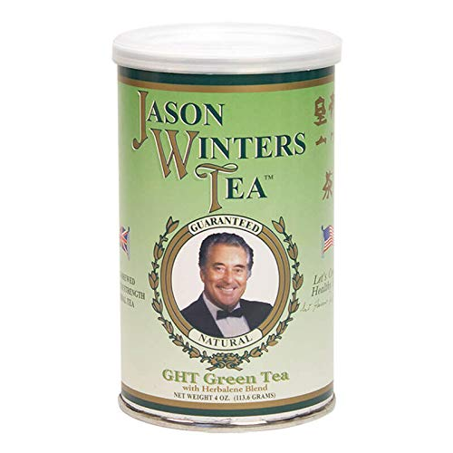 Pre-Brewed Tea Green Herbal (Jason Winters Red Clover)