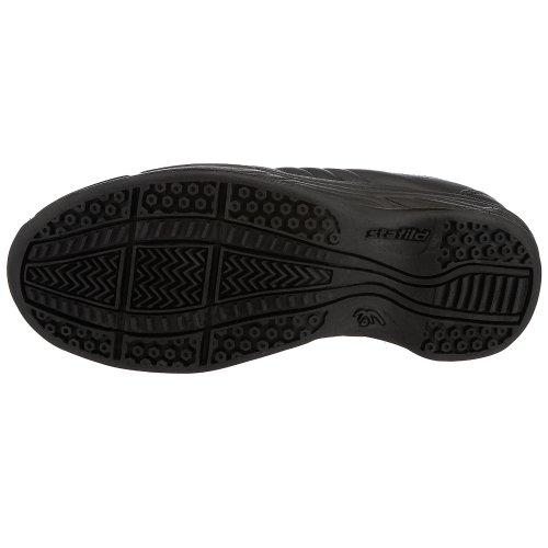 Chung Shi MEF9100215 - Zapatillas de cuero para mujer Negro