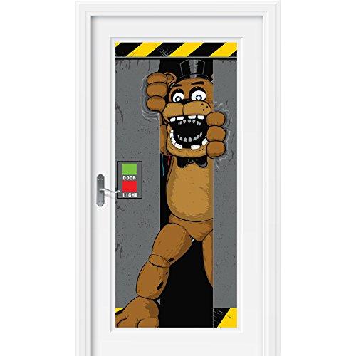 Forum Novelties Five Nights At Freddy's Door (Clearance Kids Halloween Costumes)