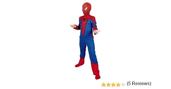 Marvel E098-001 - Disfraz de spiderman para niño (3 años): Amazon ...