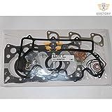for Isuzu 3LD1 Engine Complete Gasket kit + Metal