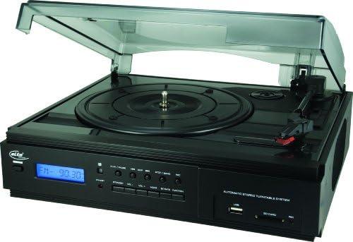 Elta 2970 B Tocadiscos (sintonizador PLL/Encoding, reproductor de ...