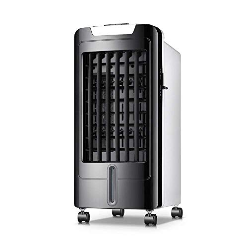 WANGTAO Calentador Eléctrico Hogar Aire Acondicionado Silencioso Ventilador Aire Acondicionado Pequeño Móvil Invierno Y...