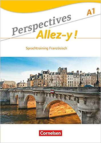 Perspectives Allez Y A1 Sprachtraining Colombo Federica 9783065201773 Amazon Com Books
