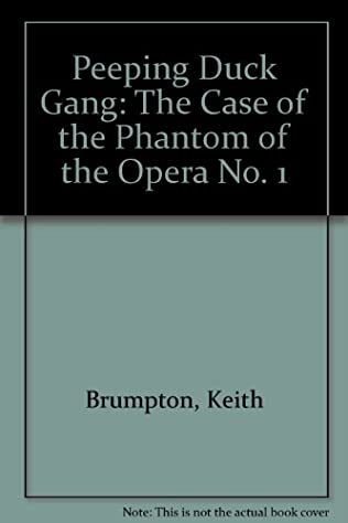 book cover of The Case of the Phantom of the Opera