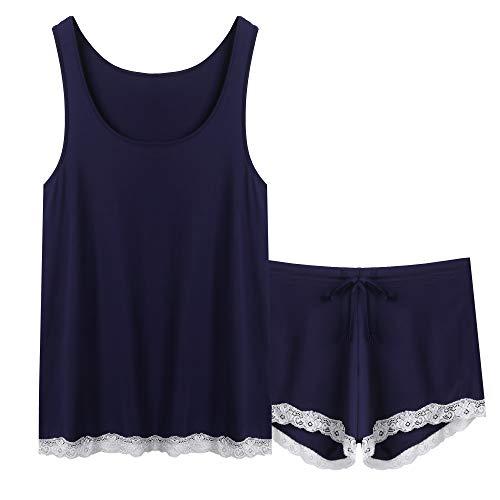 Pajamas Tank Top wit…