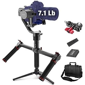 Amazon Com Moza Air 3 Axis Handheld Gimbal Camera