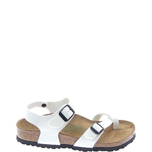 Birkenstock - Zapatillas para niña blanco