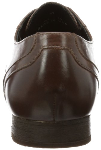 Hudson London Livingston, Scarpe stringate basse derby Uomo Marrone (Brown)