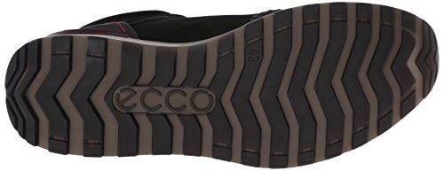 Ecco Heren Cs14 Retro Sneaker, Zwart, 47 Eu / 13-13.5 M Us
