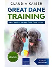 Great Dane Training: Dog Training for your Great Dane puppy