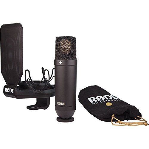 Rode NT1KIT Cardioid Condenser Microphone Package (Rode Microphone Xlr)