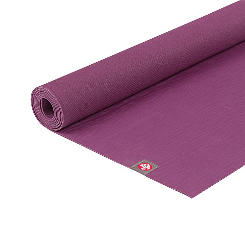 Manduka eko Lite Yoga and Pilates Mat, Acai, 4mm