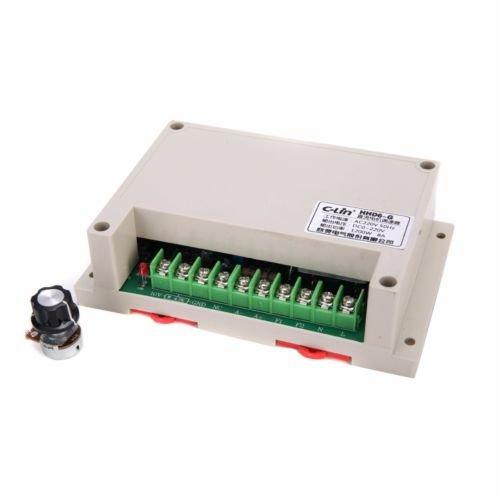 Input AC220V 8A Max Output DC 0-220V Motor Speed Controller 1200W 50Hz