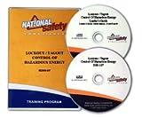 Lockout/Tagout-Control of Hazardous Energy Video Training Kit