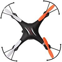 Bestpriceam Skytech M62 6-Axis Gyro Drone Mini 4CH 2.4Ghz RC Helicopter Aircraft Quadcopter Black