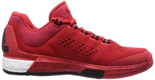 Primekni adidas para Hombre 2015 Crazylight Rojo Blanco Zapatillas Boost Negro wxrOrUqn