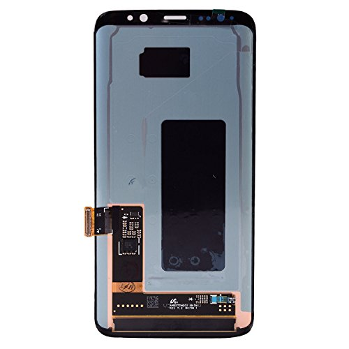 KR-NET AMOLED LCD Display Touch Screen Digitizer Assembly Replacement + Full Set PreCut Adhesive for Samsung Galaxy S8 G950F G950A G950P G950V G950T G950R4 by KR-NET (Image #3)