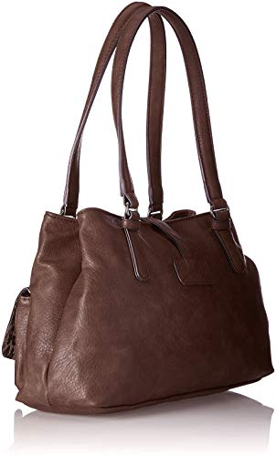 301 Dark Marron Bernadette bandoulière Brown sac Tamaris xqYIzgn
