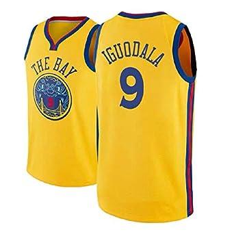 Andre Iguodala # 9 Desgaste de Baloncesto de los Hombres - NBA ...