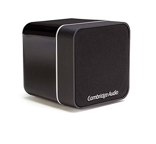 Cambridge Minx Min 12 Satellite Bookshelf Speaker - Each (Black) by Cambridge Audio