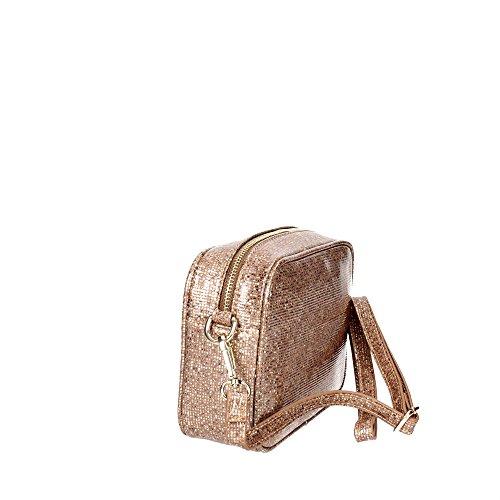 Fornarina AE17CL118P Bolso Con Bandolera Mujer Oro