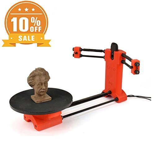 Ciclop lasing 3d scanner kit Reprap 3d Open Source DIY BQ 3D Scanner (with printed parts) for 3d printer