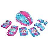 Kit de Proteção Modelo Radical ES105 Girl Rosa/Azul Atrio