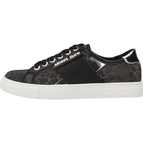 Calzado deportivo para mujer, color Negro , marca ARMANI JEANS, modelo Calzado Deportivo Para Mujer ARMANI JEANS D ABBIE Negro