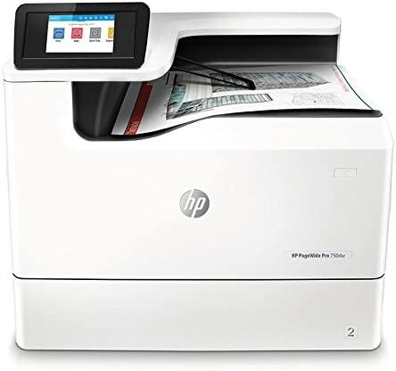 HP PageWide Pro 750dw Color 2400 x 1200 dpi A3 WiFi - Impresora ...