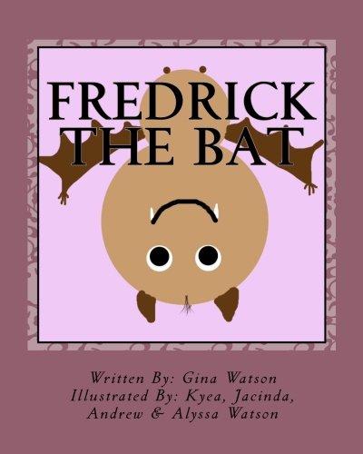 Fredrick the Bat: Volume 1 ePub fb2 book