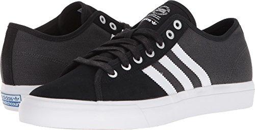 online store 0ae89 c309a ... aliexpress adidas skateboarding matchcourt rx menns skate sko kjerne  svart fottøy hvit mørk grå lyng 6f0f6