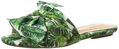 Schutz S0-10930211, Ciabatte Donna Multicolore (Verde)