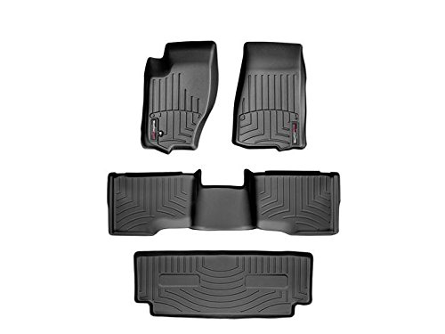 Weathertech 44013-1-2-3 Front rear and rear Floorliners