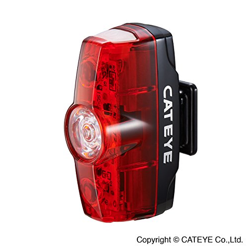 Cateye Rapid 3 Led Front Light in US - 9
